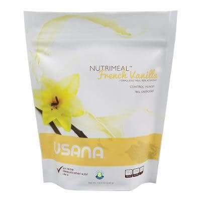 usana nutrimeal 9 servings bag vanilla